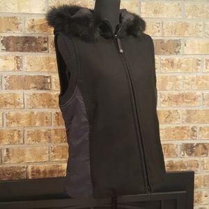 Pendleton | Wool and Fur Vest
